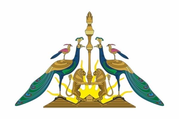 Yazidis heraldry and national symbols