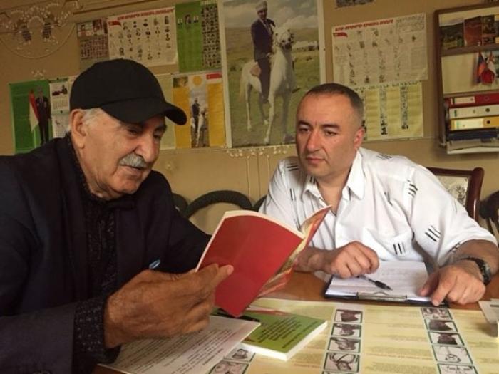 Председатель национального союза езидов мира Азиз Амарович Тамоян и его заслуги перед езидским народом