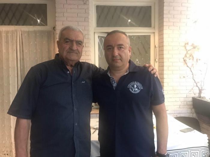 Interview with dear Sharoe Kachah