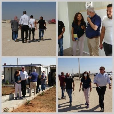 Делегация Министерства иностранных дел Швеции посетила лагерь «Вашокани»