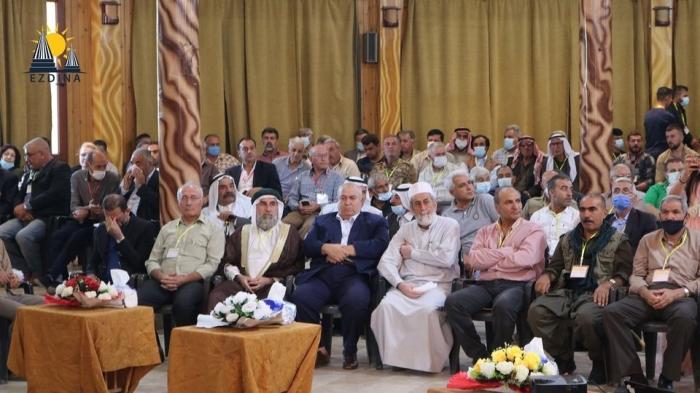 Езиды проводят конференцию сучастием 11 езидских организаций