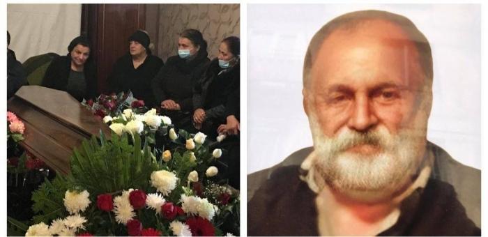 Dear representative of the clergy pir Kulikhan has passed away