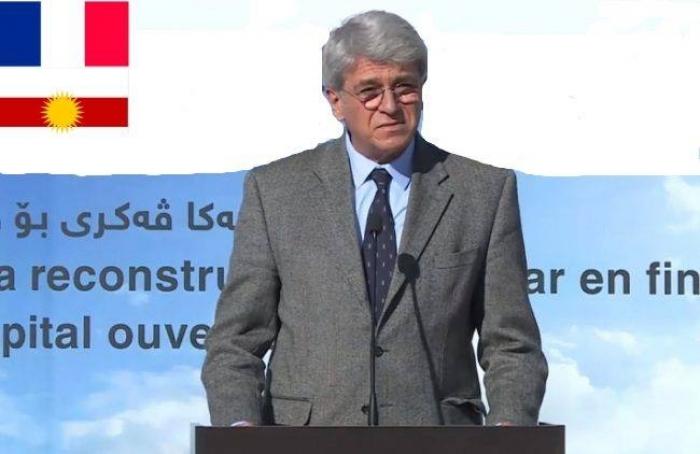 Франция приветствует Шангальское соглашение и готова оказать поддержку в восстановлении района