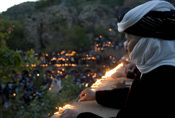 What is happening in the Yazidi community in Iraq and can Yazidis living all over the world remain silent?