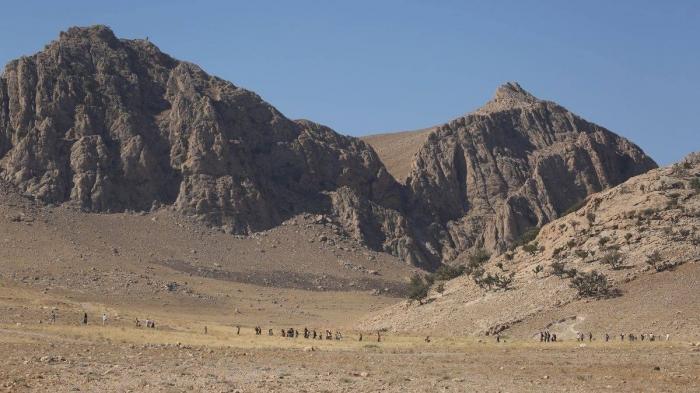 На юге горы Синджар продолжается разминирование прибрежных территории и деревень