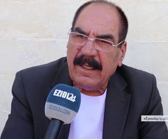 Касим Шешо: езидам не служат ни Синджарское соглашение, ни нынешняя ситуация