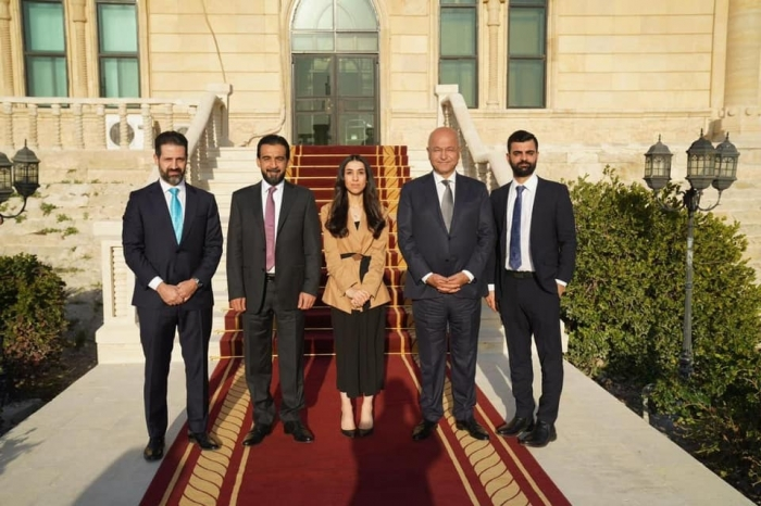 Nadia Murad called the vote on the Law on Surviving Yazidi Women «an important step»