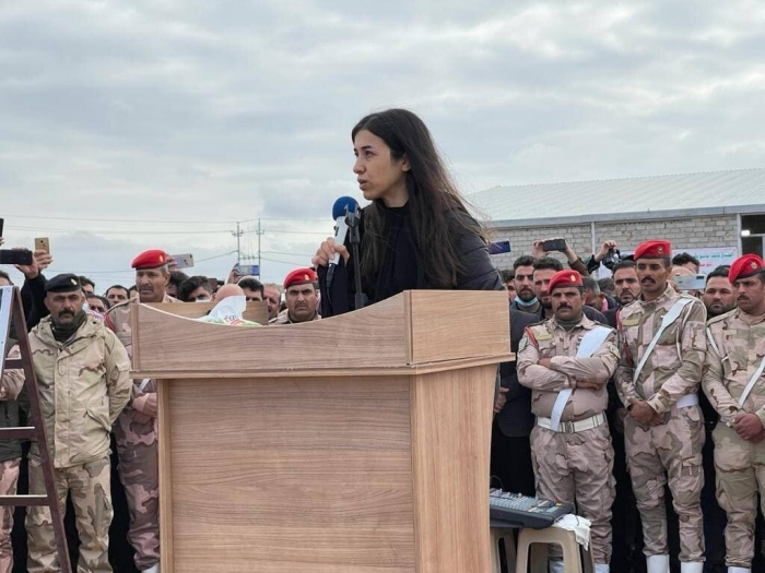 The Yazidis in the camps were forgotten during the pandemic