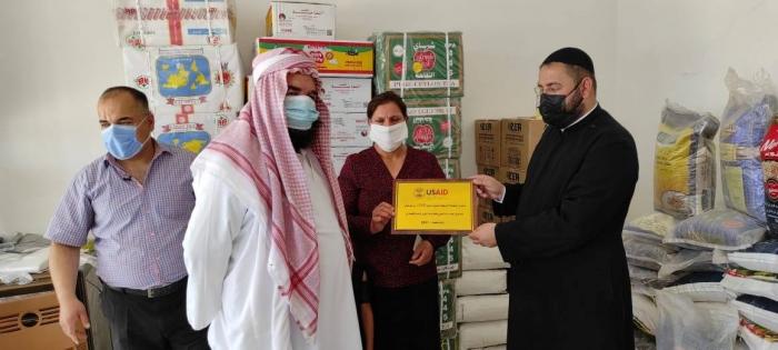 При поддержке USAID в езидском районе восстанавливаются магазины