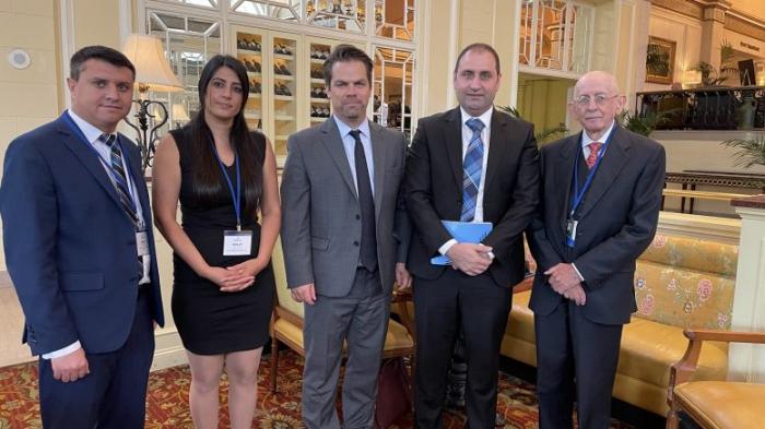 Делегация «Yazda» провела встречу с представителем Агентства США по международному развитию