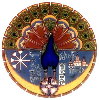 The Secret Order of the Peacock Angel