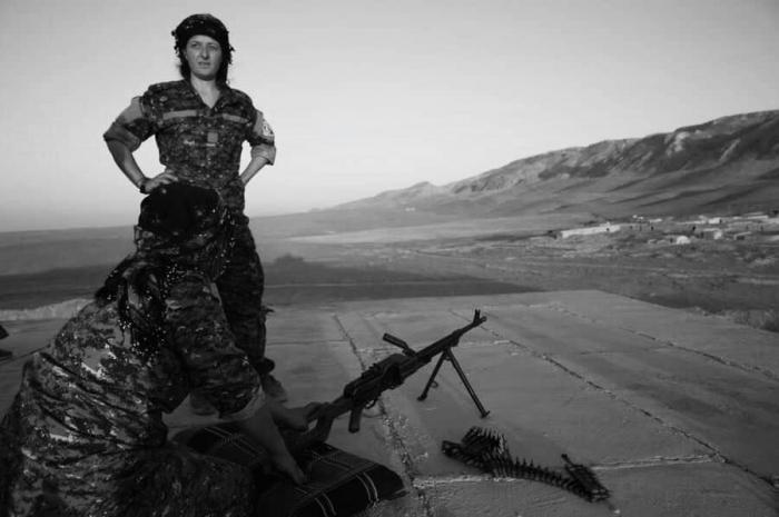 Yazidi fortitude