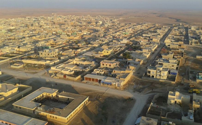 What is happening in Shangal and in the Nineveh Valley