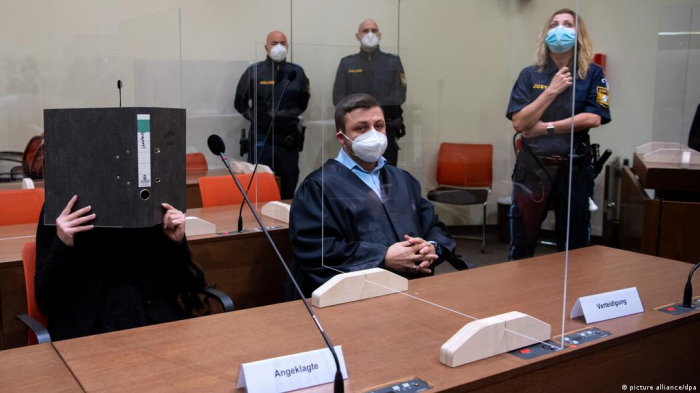 Мюнхен: приговор стороннице террористов